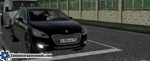 peugeot 508 gt 1 3 3 simulator games mods download. Black Bedroom Furniture Sets. Home Design Ideas