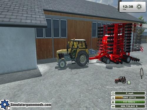 Ursus 1012 Tractor
