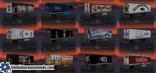 alkohol-trailer