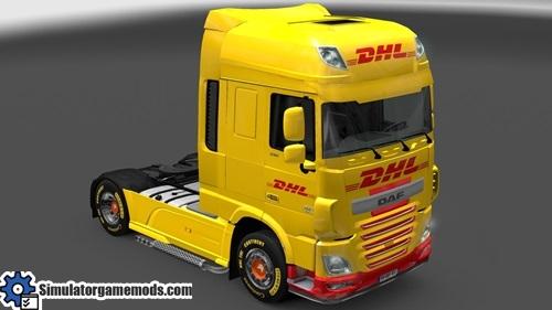 daf-dhl-truck-skin