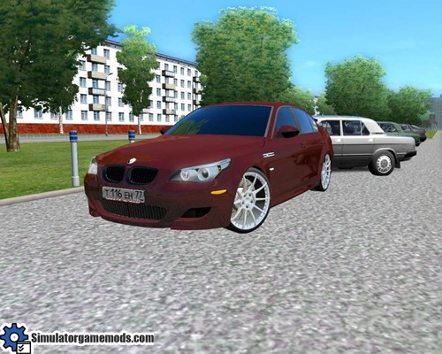 City Car Driving   BMW Car Package