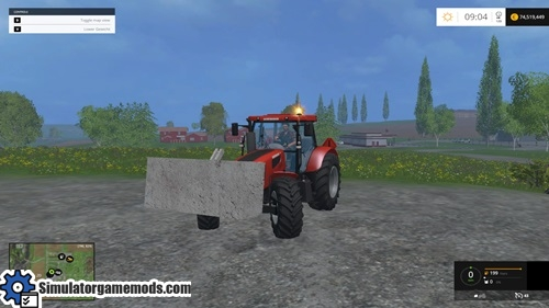 concrate-weight-fs15