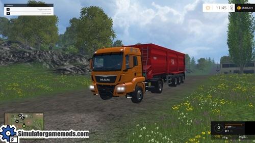 FS 2015   Man TGS 18.440 Truck