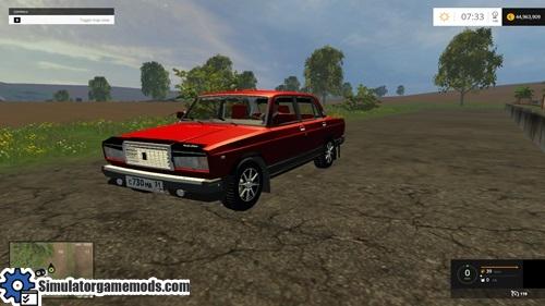 vaz-2107-car