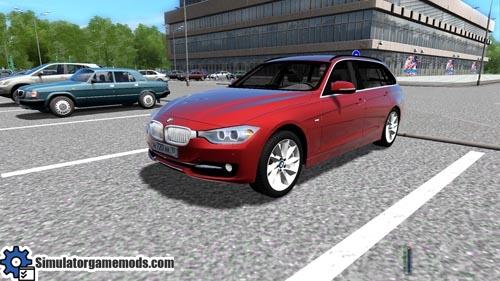 BMW-335i F31