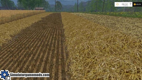 how to draw farm fields on a map