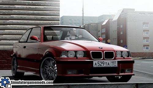 City Car Driving 1.4   BMW M3 E36 Car Download