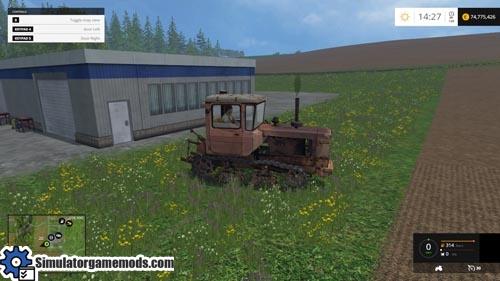 dt-75-tractor