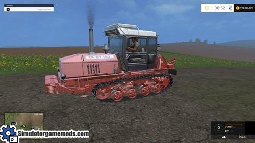 FS 2015   BT 150 Pallet Tractor