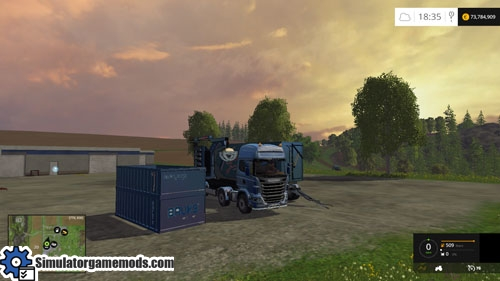 scaniaR730-forestry-truck