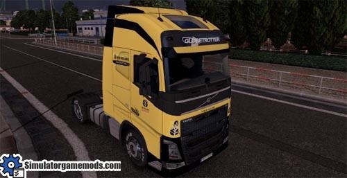 volvo-new-holland-truck-skin