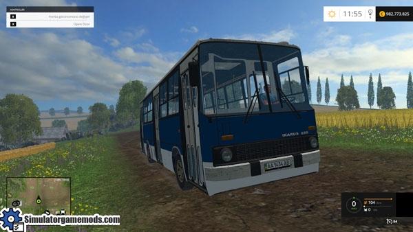 Ikarus-260-bus-1