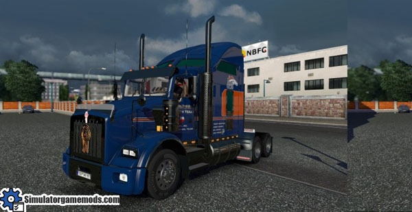 kenworrth_uncle_d_logistics_skin