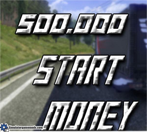 start-money-ets2mod