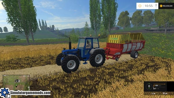 Ford Farm Tractors Farming Simulator 2015 Ford
