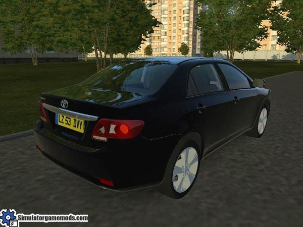 City Car Driving 1 4 Toyota Corolla 2013 Car Download