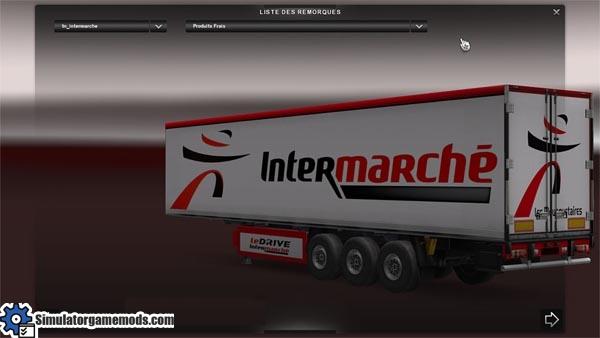 Intermarche-transport-trailer