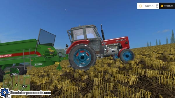 Ursus_C355-tractor