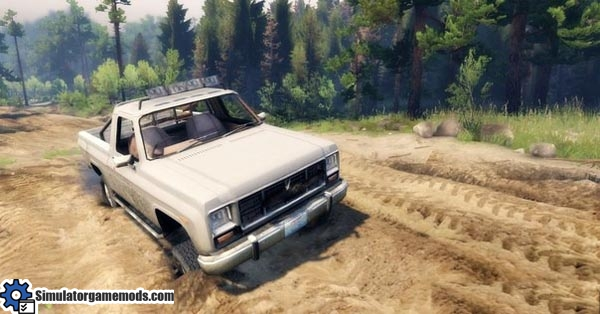 pickup-spintires-mod