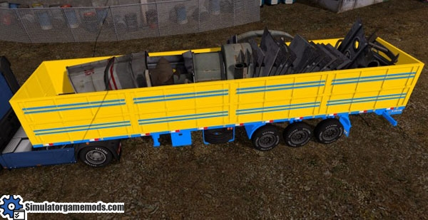 scrap-transport-trailer