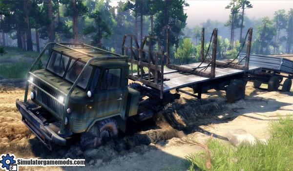 gaz-66-truck