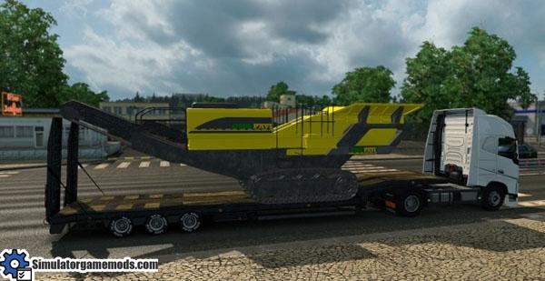 leveling-machine-transport-trailer