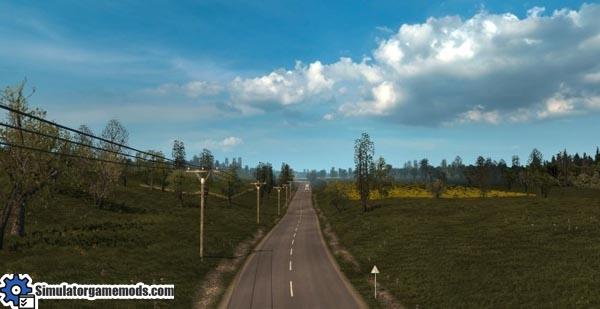 ETS 2 – Fael Environment Mod – Simulator Games Mods Download