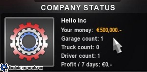 start-money-mod