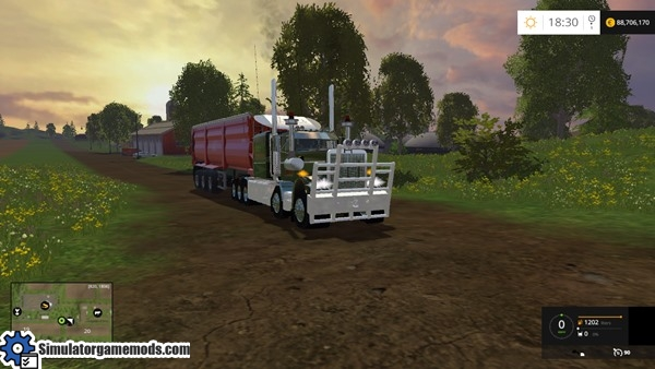 hayes-road-train-truck-sgmods