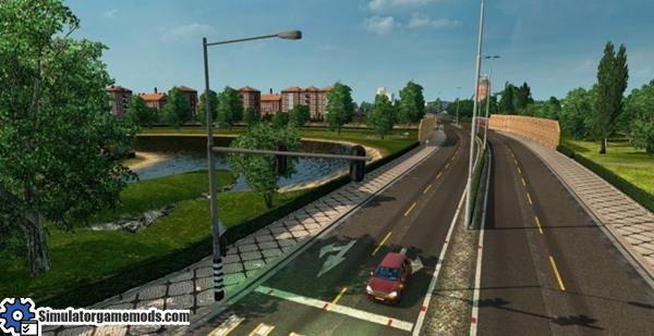 real-semaphore-light-traffic-mod
