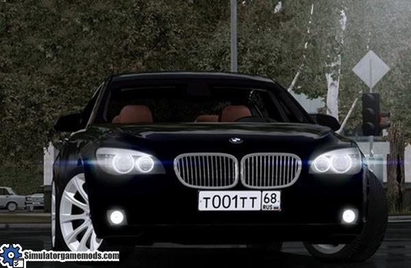 BMW 740d F01