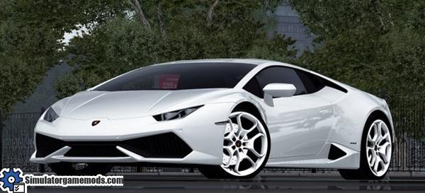 Lamborghini Huracan LP-610