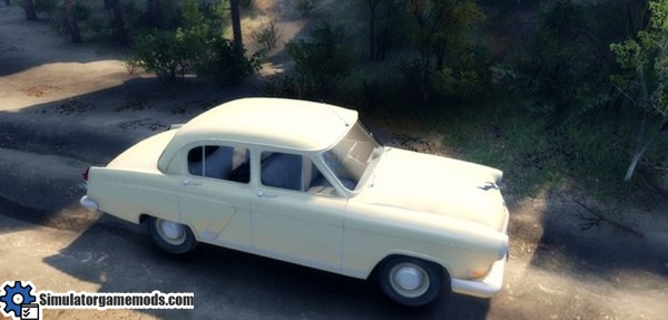 gaz-21-volga-car-mod