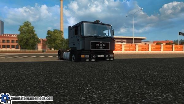 man-f90-truck
