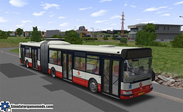 Car Simulator Games >> Omsi 2 – Irisbus Citybus 18M – Simulator Games Mods Download