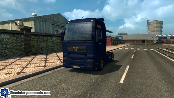 Ets 2 man tga xxl 18 440 new truck click for details 18 rappers with