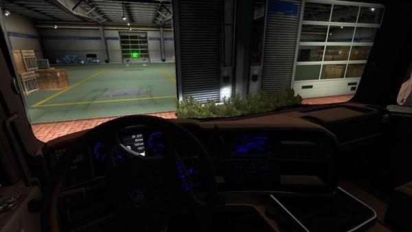 scania_r_blue_lighting_mod