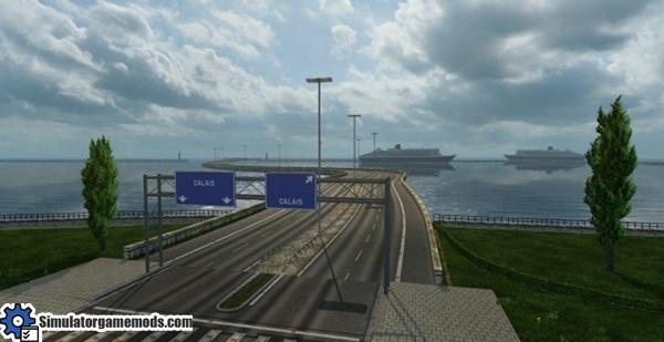 bridge-from-calais-to-dover-map
