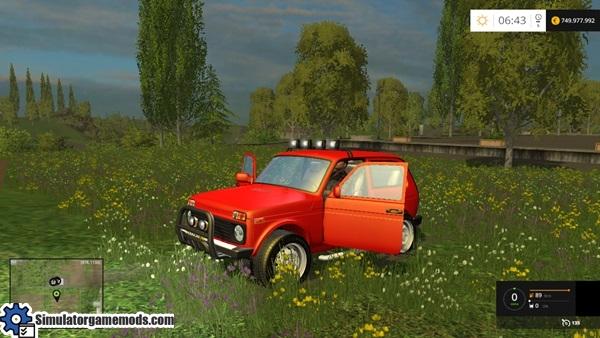 vaz-multicolor-car-1