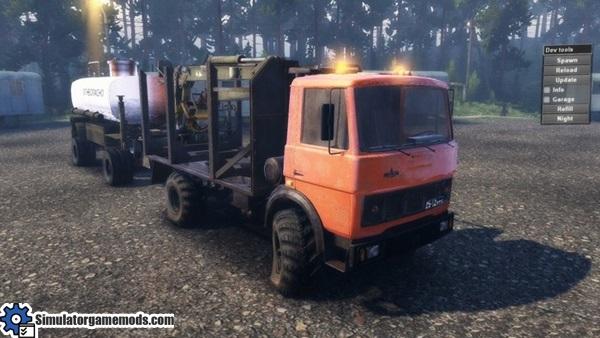maz-5337-truck