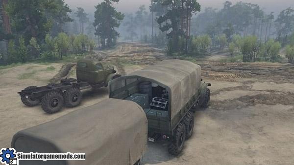 zil-157kd-truck