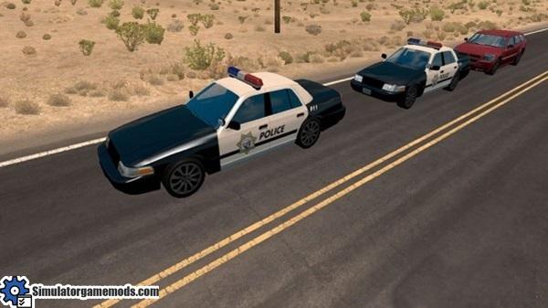 police-texture-mod