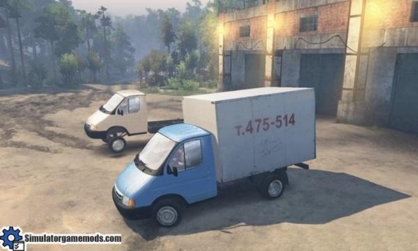 gazelle-3302-truck
