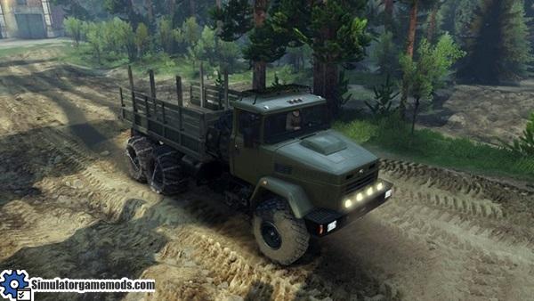 kraz-6322-truck