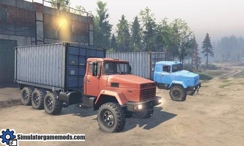 kraz-6446-truck