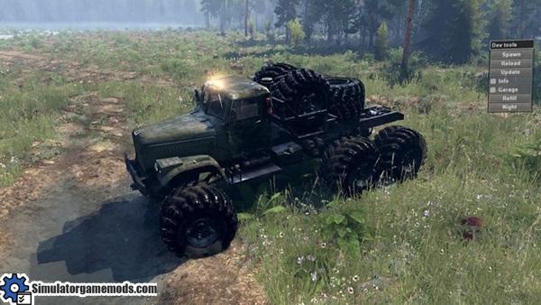 kraz-monster-truck