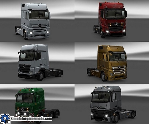 new_actros_plastic_parts