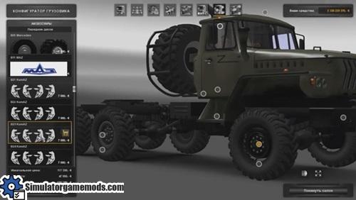 ets 2 off road wheels mod simulator games mods download