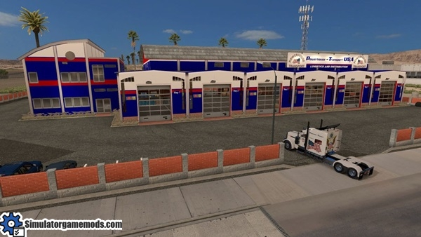 powerhouse-transport-sa-garage-mod