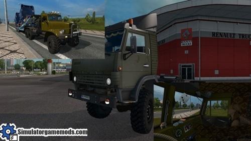 kamaz-4410-and-kraz-255
